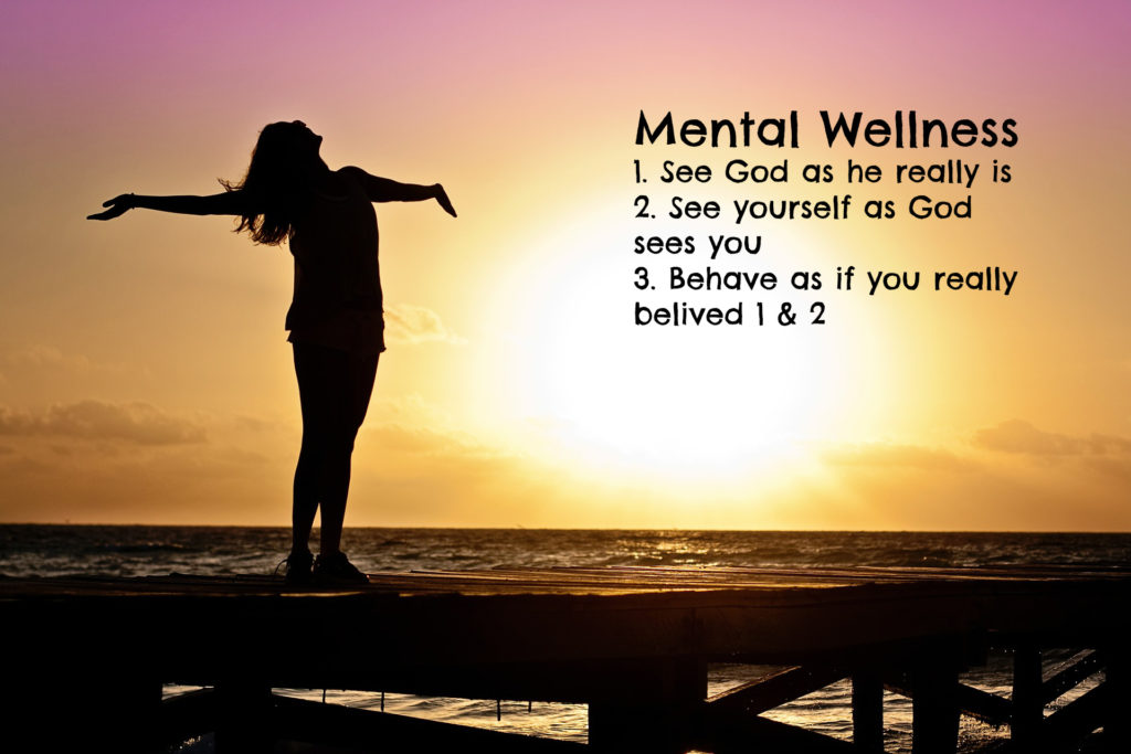 Mental Wellness And Christian Counseling