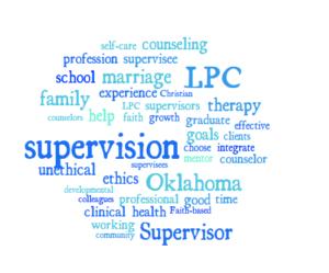 Oklahoma LPC Supervisor
