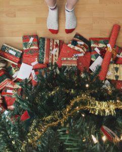 Managing Holiday Stress - shopping